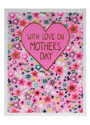 Mother's Day Pink Floral