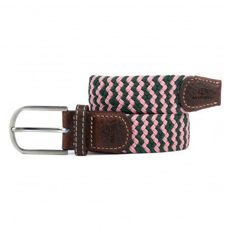 Men's Braid Belt: The Berlin