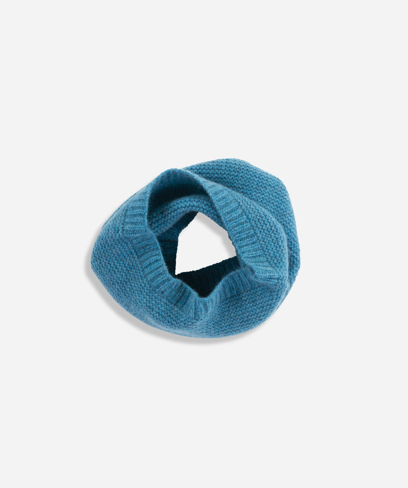 Cashmere Garter Snood - Utopia