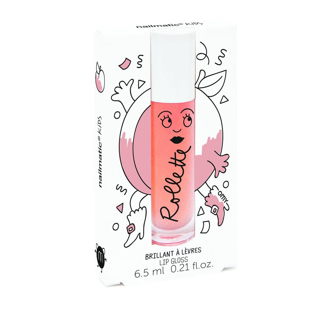 Nailmatic Lip Gloss- Peach