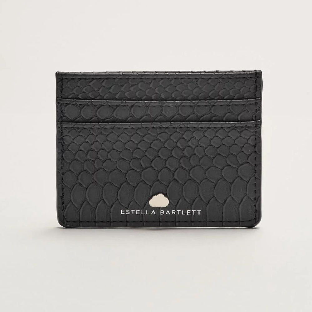 Card Holder Black Snake