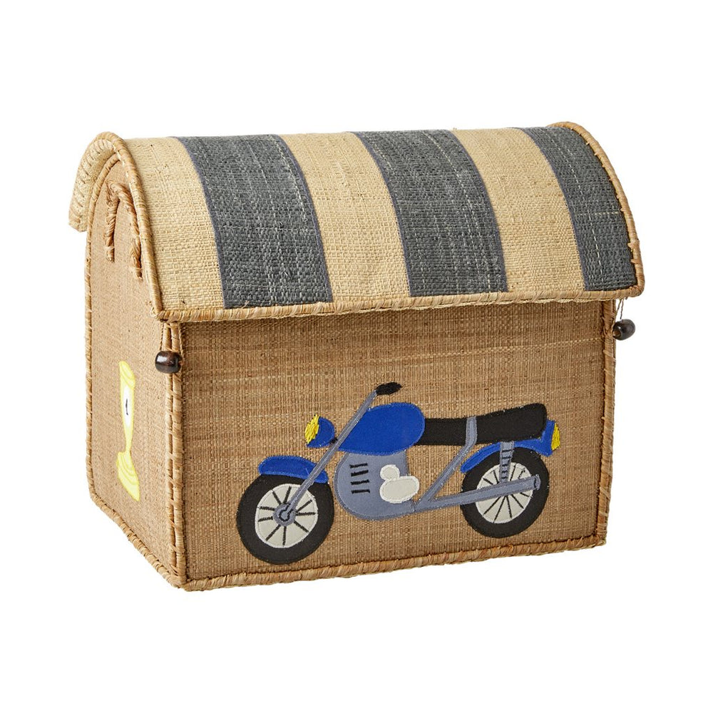 Storage Box Race Car Theme - Small