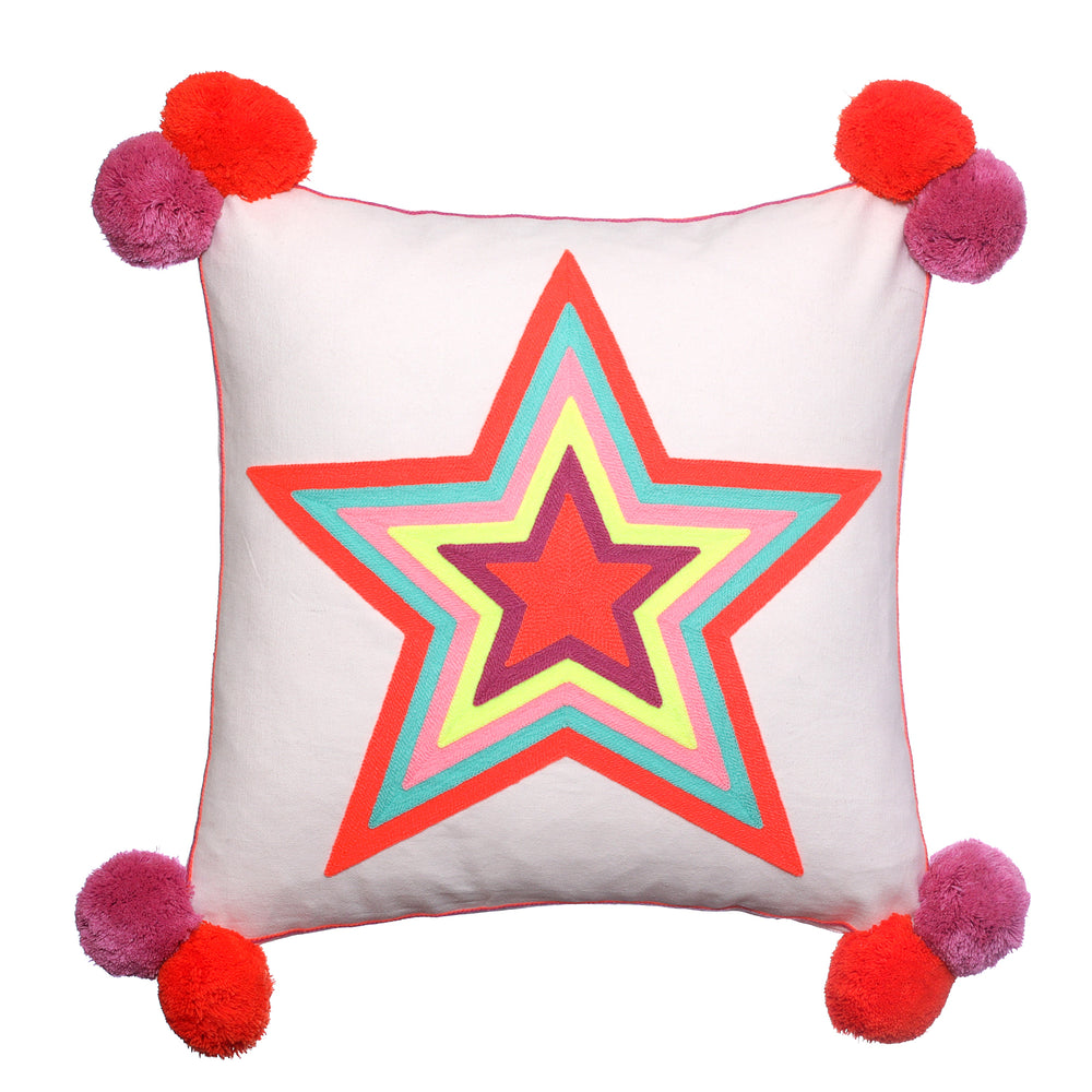 What a Star Cushion