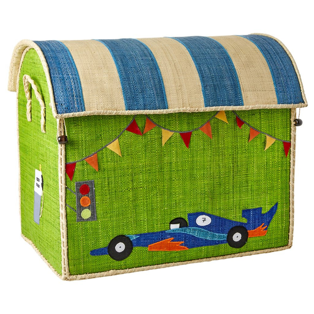 Storage Box Race Car Theme - Large