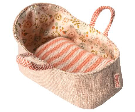 Carry Cot- Dusty Rose
