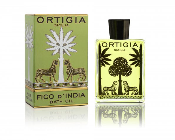 Ortigia Bath Oil: Fico