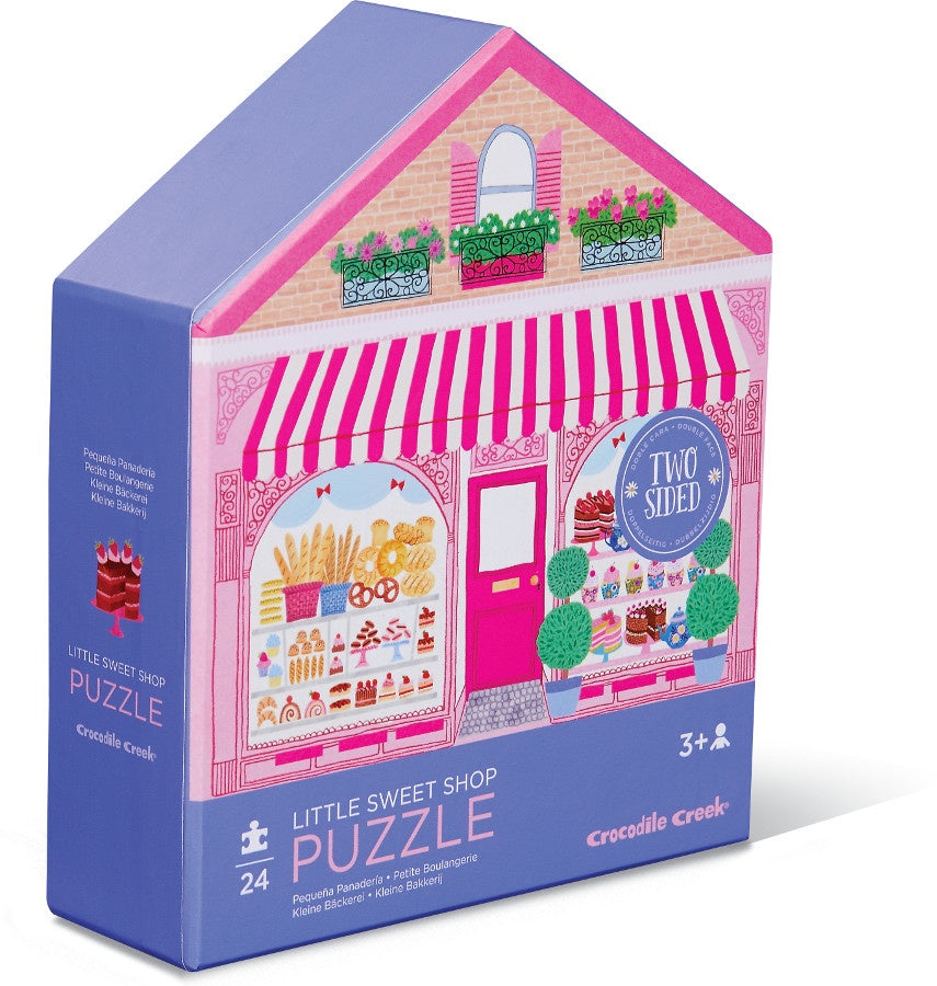 Little Sweet Shop Puzzle