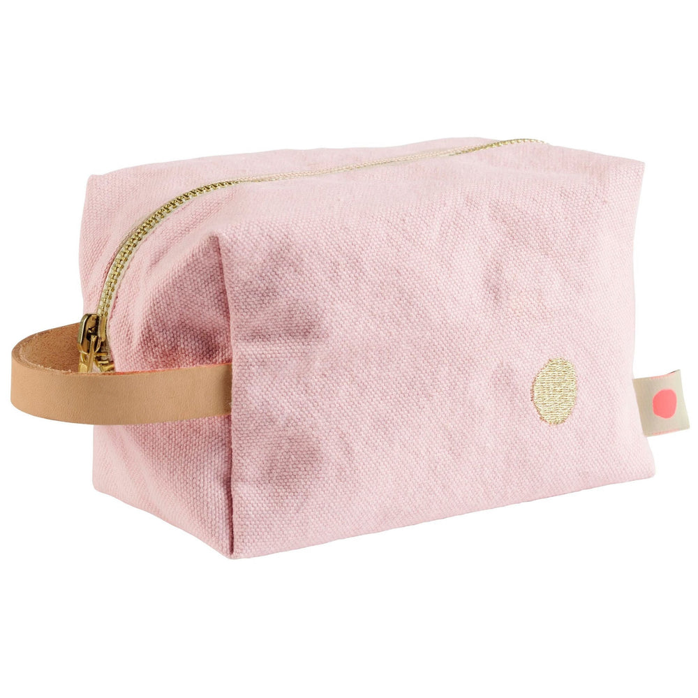 Pouch Cube Iona Biscuit