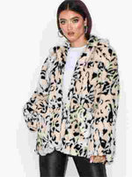 Helicia Jacket - Leopard