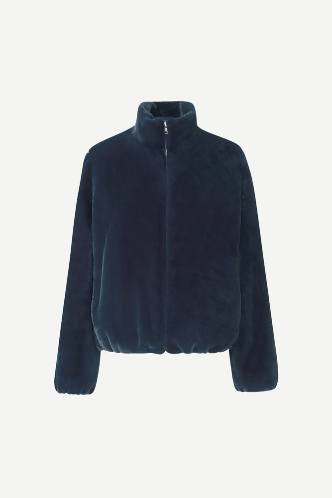 Loulou Jacket - Navy