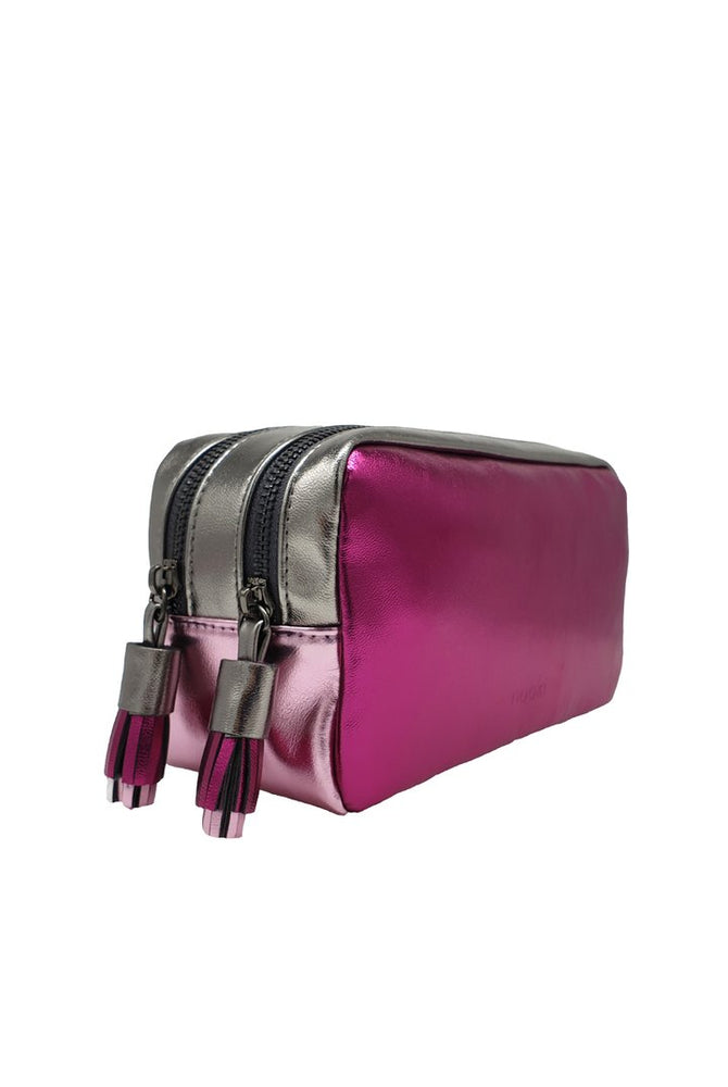 Luna Wash Bag - Pink
