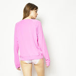 Original Sweatshirt- Hot Pink
