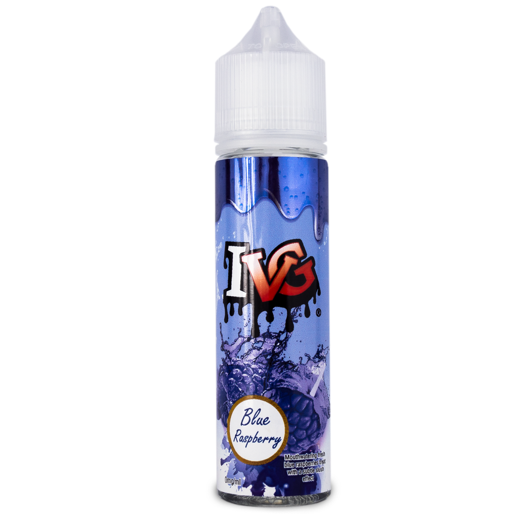 Blue Raspberry by IVG