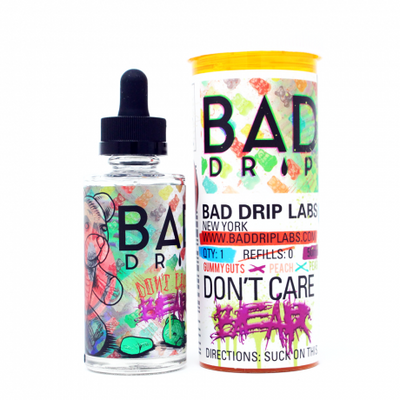 Don't Care Bear by Bad Drip