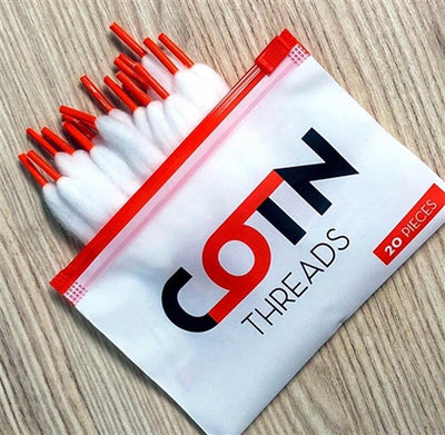 Cotn Threads Pouch