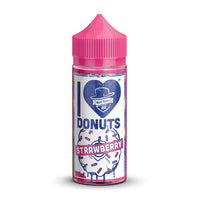 I Love Donuts Strawberry by Mad Hatter