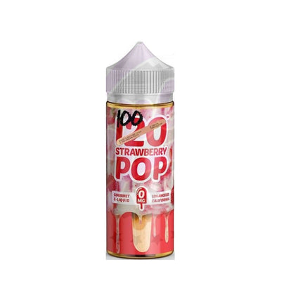 100 Strawberry Pop by Mad Hatter