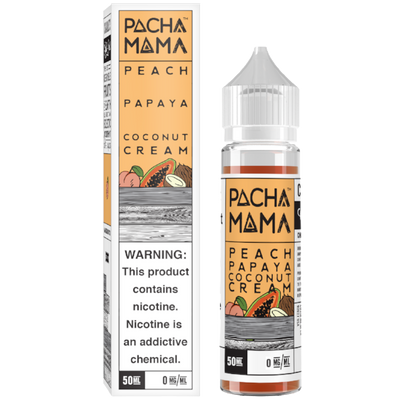 Peach By Pachamama