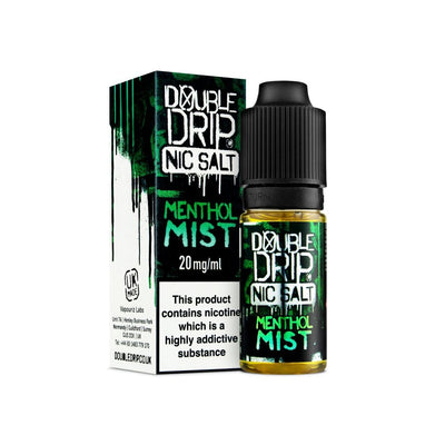 Menthol Myst by Double Drip Salt Nic
