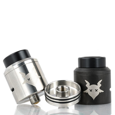Goat RDA by Ohm Boy & Grim Green