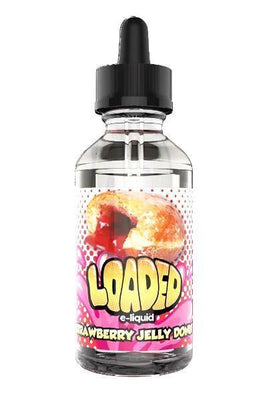 Strawberry Jelly Donut by Loaded