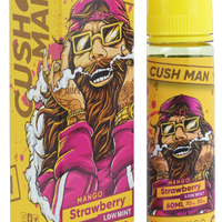 Cush Man Series Mango Strawberry Nasty Juice