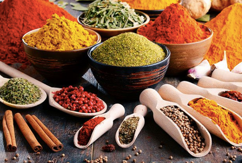 Spice Up Your Health!
