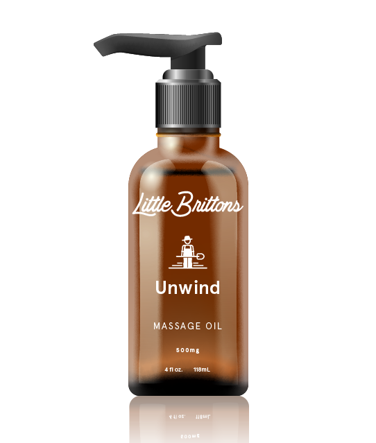 Unwind Massage Oil