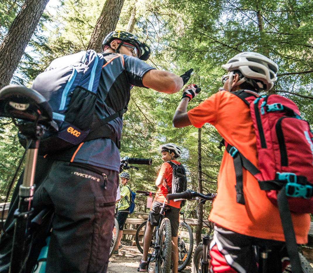 MOUNTAIN BIKE COMBO CAMP