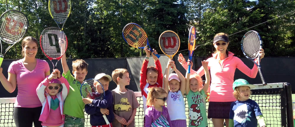 Tennis combo camps