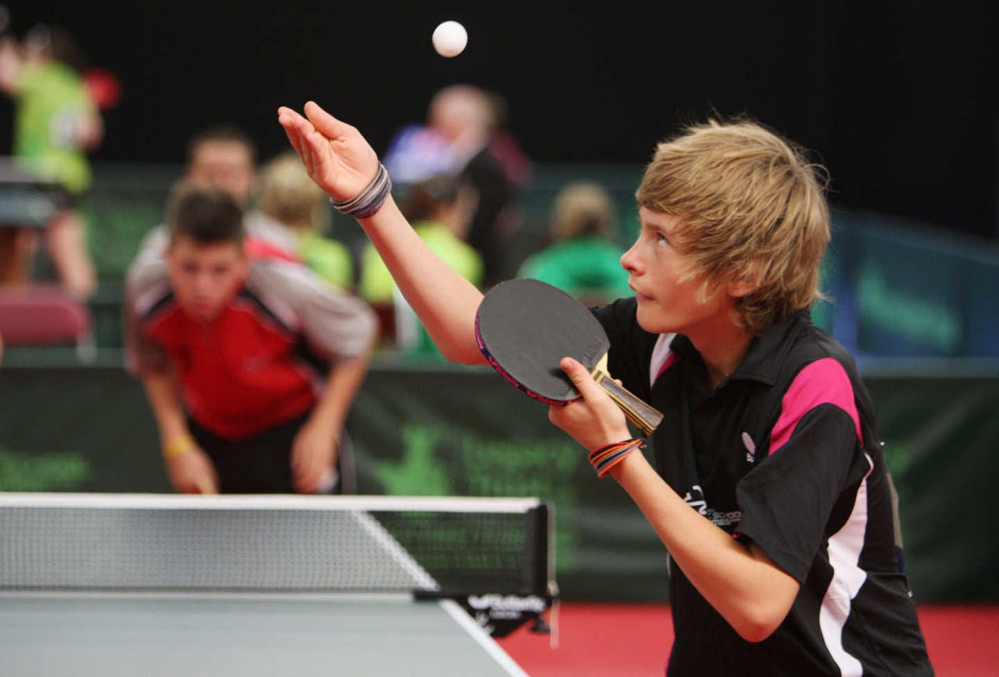 Table tennis combo
