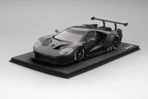 1:18 Top Speed Ford GT 2015 GTE Test Car - Carbon