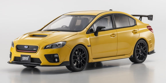 1:18 Samurai Subaru S207 NBR Challenge Package - Yellow
