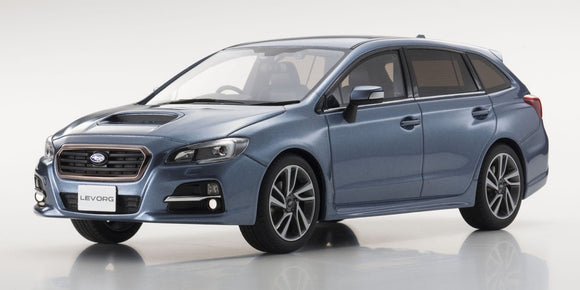 1:18 Samurai Subaru Levorg 1.6GT-S Eyesight - Blue