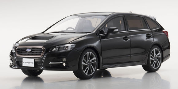 1:18 Samurai Subaru Levorg 1.6GT-S Eyesight - Black