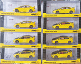 1:64 Inno64 Honda Civic Type R FD2 - Singapore Special Edition