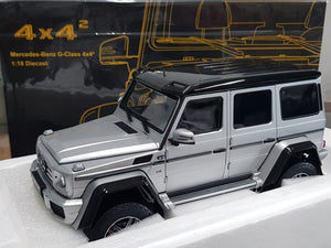 1:18 Almost Real Mercedes Benz G Class 4x4