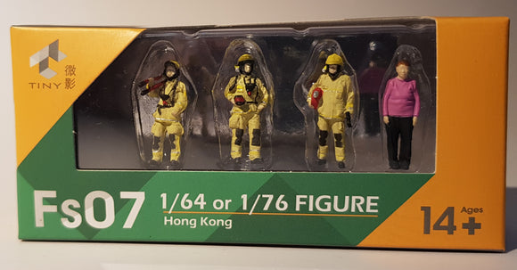 1:64 Tiny Figurines Set - Fs07