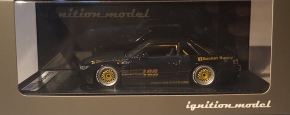 1:43 Ignition Model Rocket Bunny S13 V1 Black