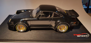 1:18 Top Speed Porsche 934 1976 Black