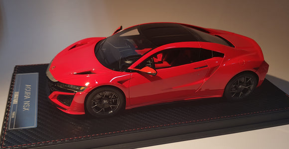1:18 Avanstyle Acura NSX - Red