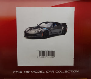 1:18 GT Spirit Chevrolet Corvette Grand Sport - Grey