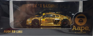 1:64 Tarmac Works Audi R8 LMS #16 FIA GT World Cup Macau 2016 AAPE / Phoenix Racing Asia - Marchy Lee