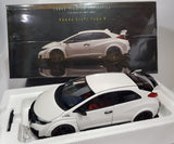1:18 Ebbro Honda Civic Type R - White