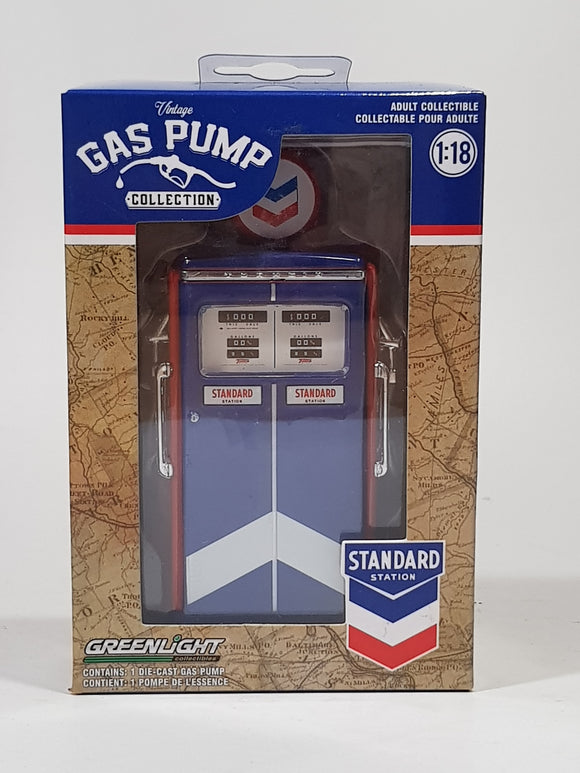 1:18 Greenlight Standard Station Gas Pump