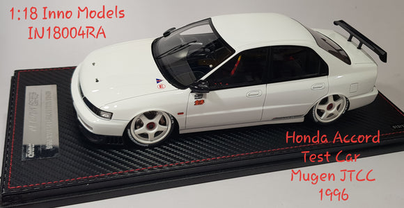 1:18 Inno Models Honda Accord Test Car Mugen JTCC 1996