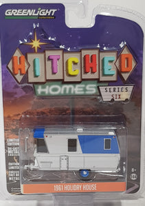 1:64 Greenlight Holiday House 1961