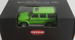 1:64 Kyosho Mercedes Benz G55 AMG - Green