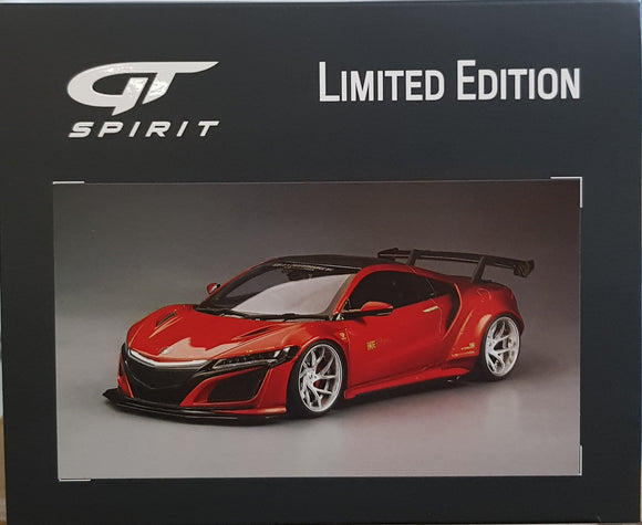 1:18 GT Spirit LB Works NSX - Candy Red