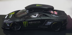 1:64 JEC LB Performance Aventador - Monster (w Roof Box)